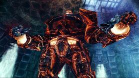 Inferno Golem's Rage 1