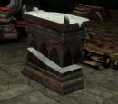 Broken Stone Altar