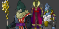 Dark Namekians