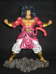 ModelKit Broly SS4 a