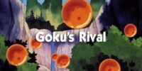 Goku's Rival