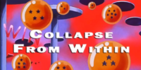Collapse From Within