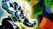 VegetaSuperVsSemiPerfectCell