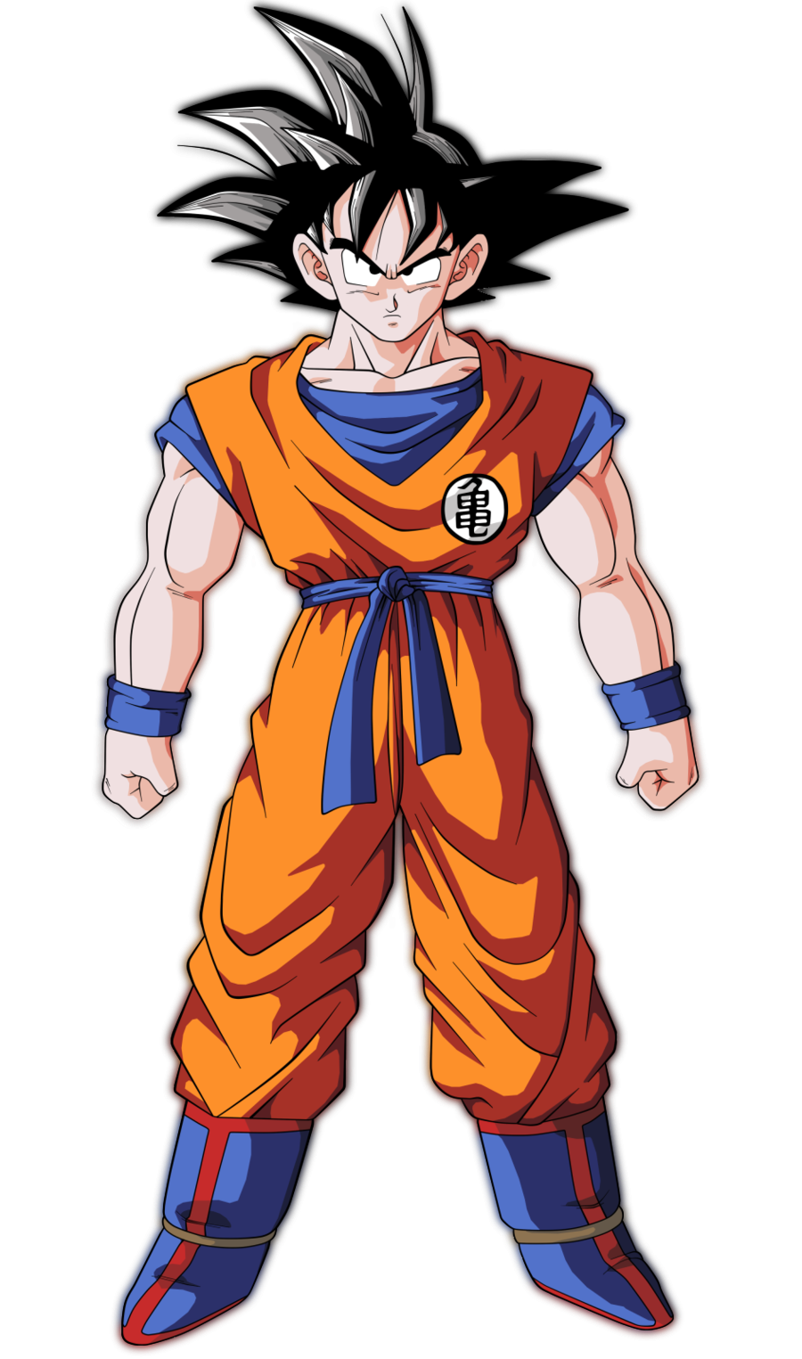 Image son goku character dragon ball wiki - Dragon ball z goku son ...