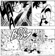 Goku Kiai Wave