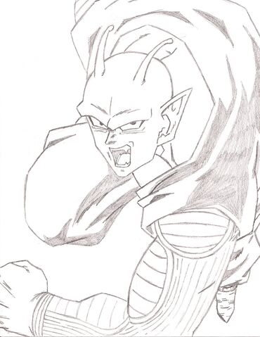 File:Piccolo Charging by Raider20.jpg