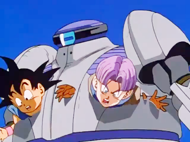 File:11. Bizu captures Goku and Trunks inside his body.png