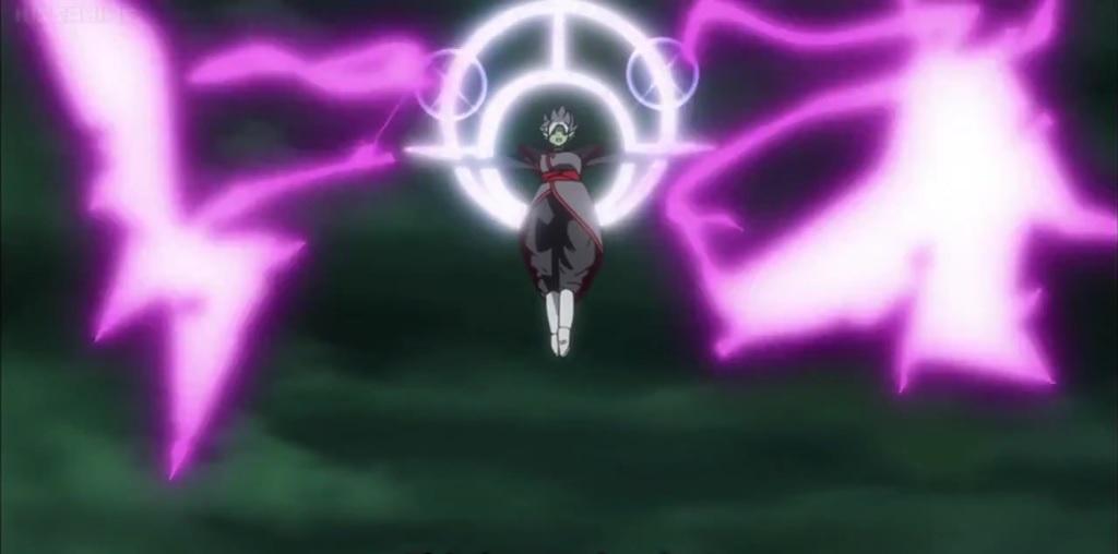 Lightning Of Absolution Dragon Ball Wiki Fandom