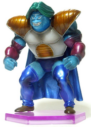 Banpresto 2010 FreezasForce Zarbon Monster