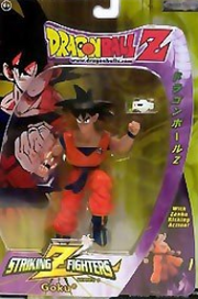 Striking Z series6 Goku