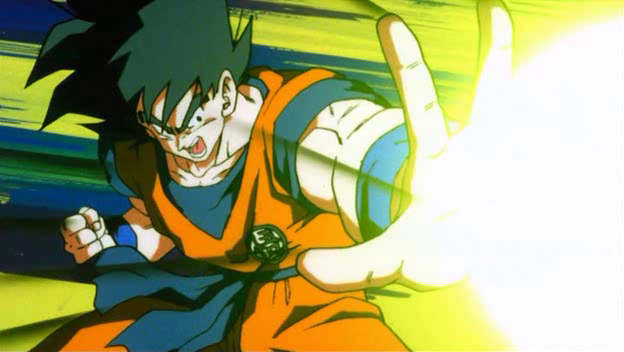 File:Goku Attacking Angila.png