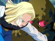 Android 18 VS Bio-Broly