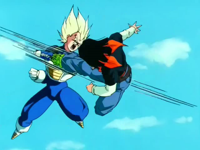 File:VegetaFutureVsFutureAndroid17GhostsFromTomorrow.png