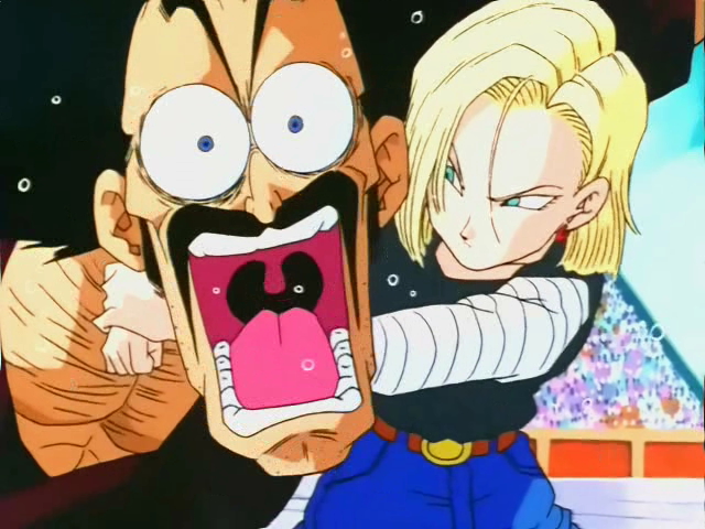 Android 18   Dragon Ball Wiki   FANDOM powered by Wikia