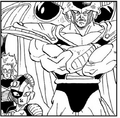 Shocked Mecha-Frieza, King Cold & Fisshi as Future Trunks claims he came to kill them - Dragon Ball Manga chapter 331, DXRD.