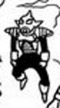 Abu-esque 3rd Stellar Army elite soldier watches Jaco Spaceship arrive - Fukkatsu No 'F' Manga Chapter 2 Final Page
