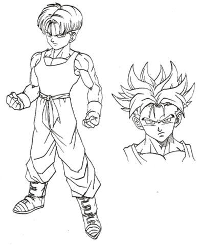 File:Trunks at the end of dragon ball z.png