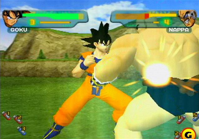 File:Goku Nappa 2 Budokai.jpg
