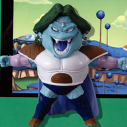 Banpresto 2010 DBZ045 Zarbon Monster b