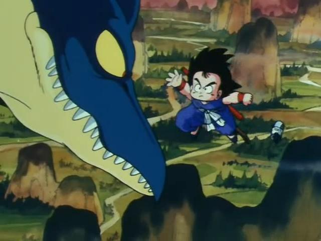 File:Goku attacks pterodactyl.jpg