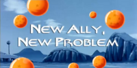 New Ally, New Problem