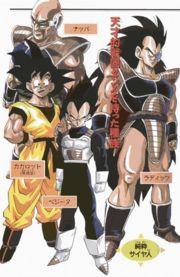 File:Saiyan Characters.jpg