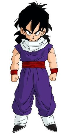 File:Pep Pep Gohan Lets Go and do what we gatta do ye a saiyan power!!!!!.jpg