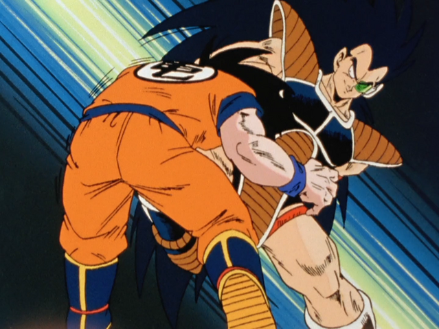 File:Raditz attacks goku.png