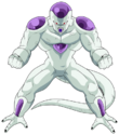 Frieza final form 100%