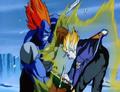 Super Android 13! - Sword break