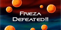 Frieza Defeated!!