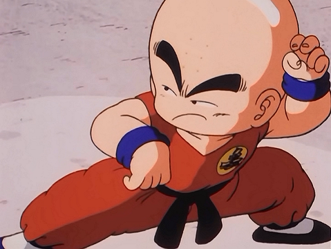 File:Krillin strikes a fighting pose.png