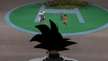 Goku Black Arrives To The Present Timeline-0