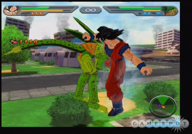 File:Goku Cell 3 Budokai Tenkaichi.jpg