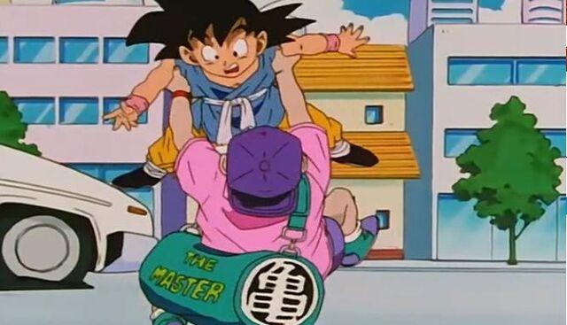 File:GokuAndRoshi.JPG