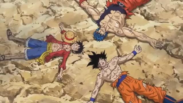 File:Goku,LuffyAndTorikoAfterDefeatAkami(D9).png