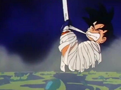 File:Kid goku bound in bandages18.png