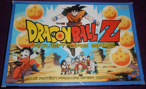 The Heroic Dragon Ball Z Adventure Game