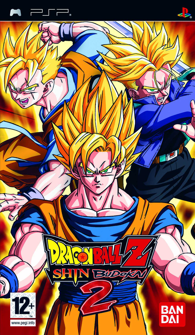 Dragon Ball Z: Shin Budokai 2 | Dragon Ball Wiki | FANDOM ...