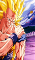Fusion Reborn - Goku wounded