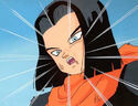 Android 17 startled