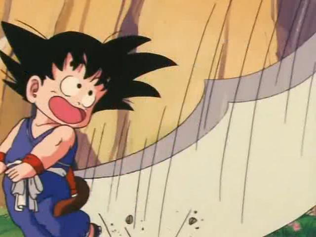 File:Goku playing with bear theif.jpg