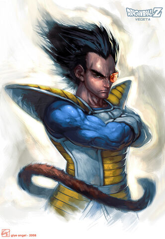 File:Vegeta Prince of the Saiyan by Giye.jpg