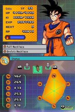 File:My (ultimate) Goku Parameter.png