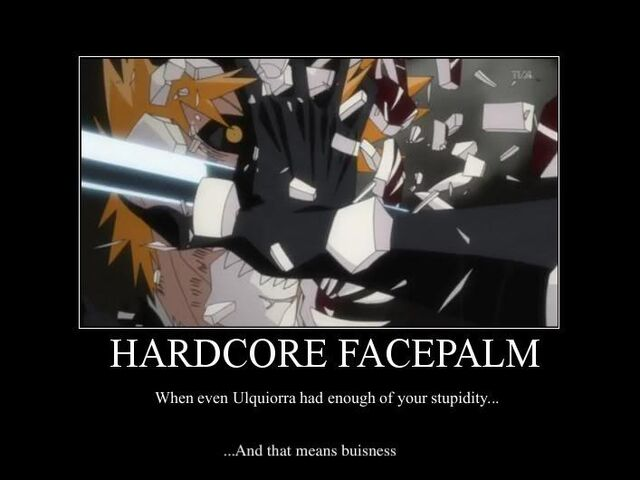 File:Ulquiorra hardcore bleach facepalm.jpg