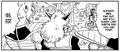 DXRD Caption of Mecha-Frieza commands King Cold's men to kill humans, Dragon Ball Manga chapter 330