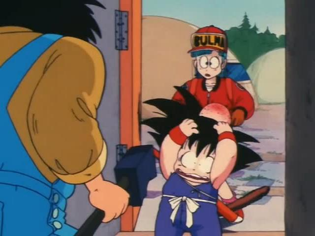 File:Goku after the attack.jpg