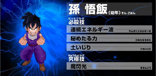 File:Kid Gohan Ultimate Butoden.jpg