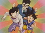 Goku&gohan&goten ed2