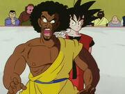 Chappa KO Goku
